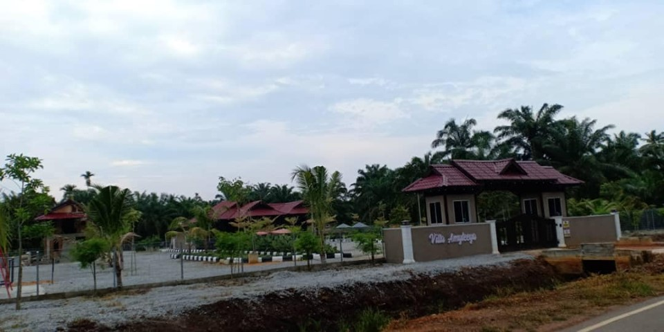 Villa Amyleeya homestay